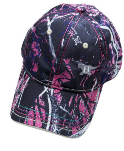 BUCK CAP MUDDY GIRL