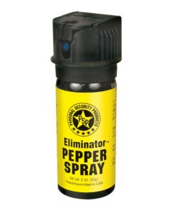 ELIMINATOR 2 OZ PEPPER SPRAY WITH FLIP TOP