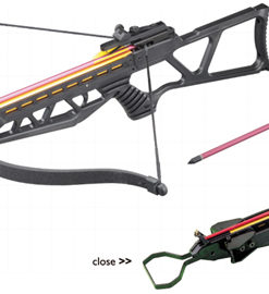 MK-180 130LBS FOLDABLE CROSSBOW