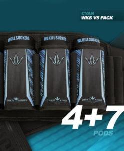 BK STRAPLESS PACK V5 – WKS 4+7 – CYAN-01