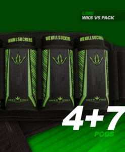 BK STRAPLESS PACK V5 - WKS 4+7 - LIME-01