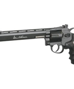 "ASG DAN WESSON 8""REVOLVER 4.5MM"