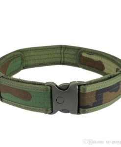 ADJUSTABLE TACTICAL BELT - CAMO