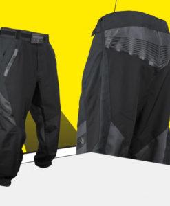 BK FEATHERLITE FLY PANTS – BLACK / MEDIUM -01