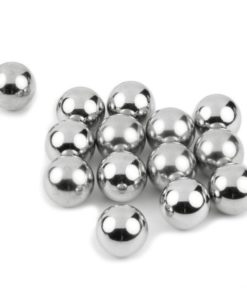 1500 STEEL BBS 4.5MM SILVER